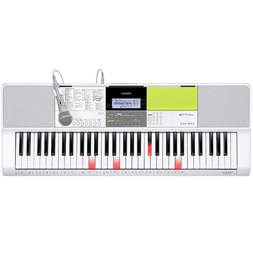 CASIO LK-511 光ナビゲーションキーボード
