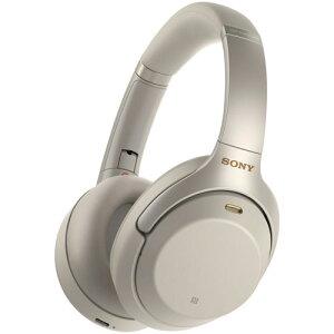 【長期保証付】ソニー WH-1000XM3-S(プラチナシルバー) ワイヤレスノイズキャンセリングステレオヘッドセット ハイレゾ対応