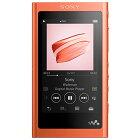 ソニー NW-A55-R(トワイライトレッド) ウォークマン 16GB