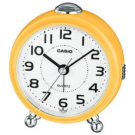 CASIO TQ-149-9JF(イエロー) 目覚まし時計