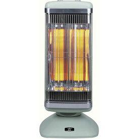 アラジン CAH-2G10A-G(グリーン) 遠赤外線NEWグラファイトeヒーター 2灯管 電気ストーブ