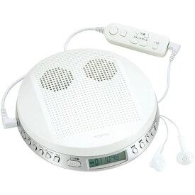 東芝 TY-P2-W(ホワイト) ポータブルCDプレーヤー