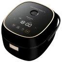 パナソニック SR-KT068-K(ブラック) IHジャー炊飯器 3.5合