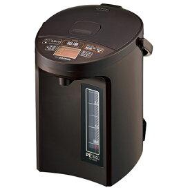象印 CV-GB30-TA(ブラウン) 優湯生(ゆうとうせい) マイコン沸とうVE電気まほうびん 3L