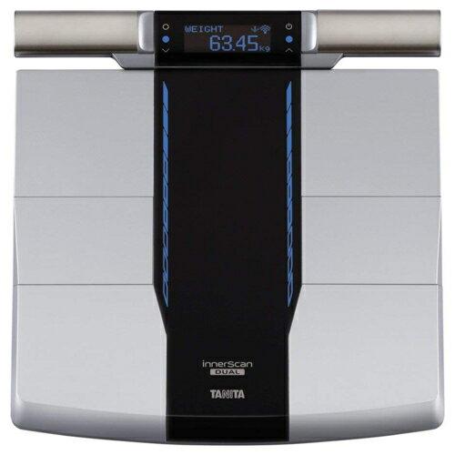 タニタ RD800-BK(ブラック) デュアルタイプ体組成計 インナースキャンデュアル