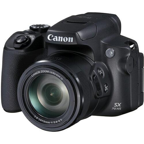 CANON PowerShot SX70 HS ブラック
