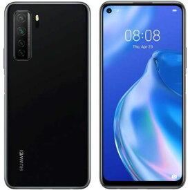 HUAWEI HUAWEI P40 Lite 5G(ミッドナイトブラック) 6.5型 6GB/128GB SIMフリー