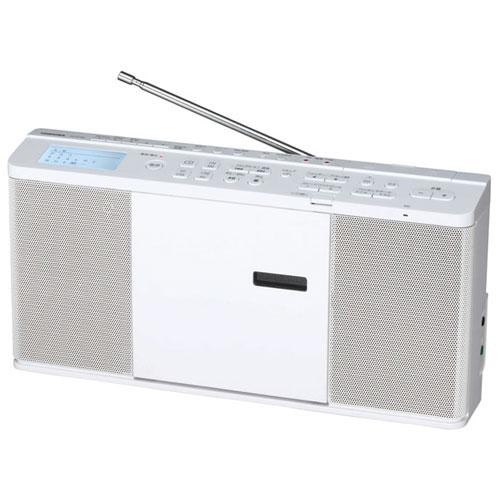 東芝 TY-CX700-W(ホワイト) SD USB CDラジオ ワイドFM対応