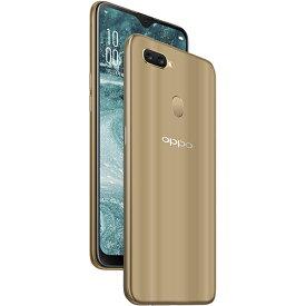 OPPO Oppo AX7(ゴールド) 4GB/64GB SIMフリー CPH1903