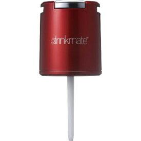 drinkmate DRM0012 ドリンクメイト 家庭用炭酸飲料メーカー インフューザー(レッド)
