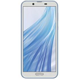 シャープ AQUOS sense2 SH-M08(アーバンブルー) 3GB/32GB SIMフリー SHM08X5A