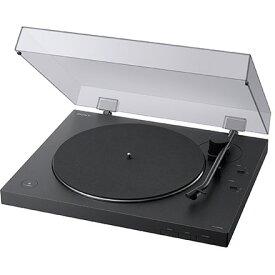 ソニー PS-LX310BT ステレオレコードプレーヤー
