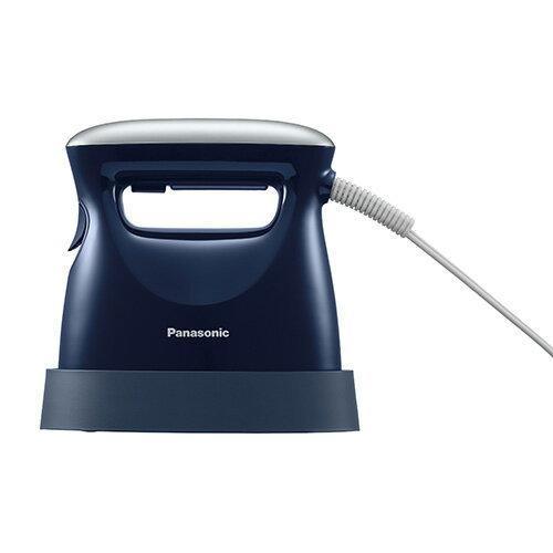 【長期保証付】パナソニック NI-FS550-DA(ダークブルー) 衣類スチーマー