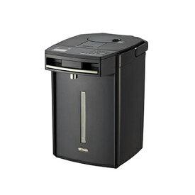 タイガー魔法瓶 PIM-G300-K(ブラック) とく子さん 蒸気レスVE電気まほうびん 3.0L