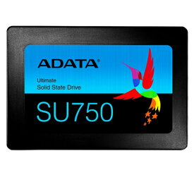 ADATA Technology ASU750SS-512GT-C Ultimate SU750 Ultimate SATA 6Gb/s 内蔵SSD 512GB