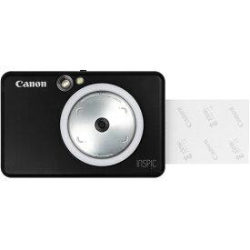 CANON iNSPiC(インスピック) ZV-123-MBK(マットブラック) インスタントカメラプリンター