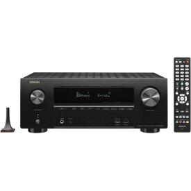 DENON AVR-X2600H-K(ブラック) 7.2ch AVサラウンドレシーバー