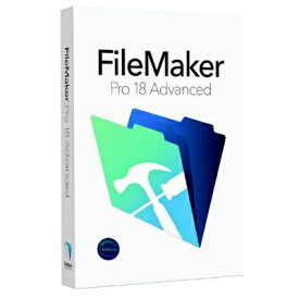 ファイルメーカー FileMaker Pro 18 Advanced