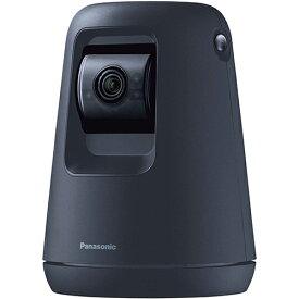 パナソニック KX-HDN215-K(ブラック) HDペットカメラ 自動追尾機能 転倒防止構造 搭載 スマ@ホーム