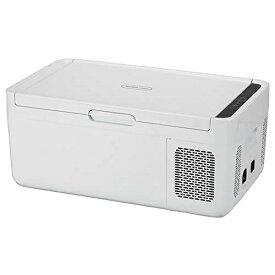 ドメティック MCG15WH(ホワイト) ポータブル2way コンプレッサー冷凍庫 保冷庫 14.5L