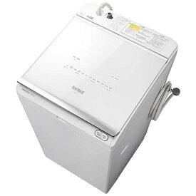 【標準設置料金込】【送料無料】日立 BW-DX120F W(ホワイト) 縦型洗濯乾燥機 ビートウォッシュ上開き 洗濯12kg/乾燥6kg[代引・リボ・分割・ボーナス払い不可]