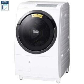 【標準設置料金込】【送料無料】日立 BD-SG100FL-W(ホワイト) ビッグドラム ドラム式洗濯乾燥機 左開き 洗濯10kg/乾燥6kg[代引・リボ・分割・ボーナス払い不可]