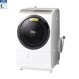 【標準設置料金込】【送料無料】日立 HITACHI BD-SV110FL-W(ホワイト) ドラム式洗濯乾燥機 左開き 洗濯11kg/乾燥6kg BDSV110FLW[代引・リボ・分割・ボーナス払い不可]