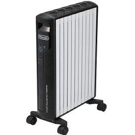 デロンギ MDHAA15WIFI-BK(ピュアホワイトマットブラック) マルチダイナミックヒーター Wi-Fi 木造10畳/鉄筋13畳