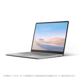 マイクロソフト Surface Laptop Go(プラチナ) 12.4型 Corei5 4GB/64GBモデル 1ZO-00020
