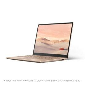 マイクロソフト Surface Laptop Go(サンドストーン) 12.4型 Corei5 8GB/128GBモデル THH-00045