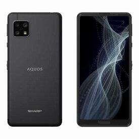 シャープ AQUOS sense 4 SH-M15(ブラック) 4GB/64GB SIMフリー