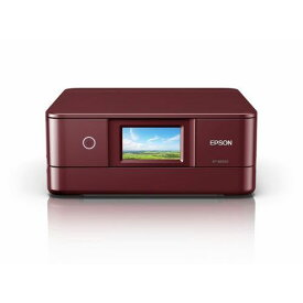 エプソン Colorio(カラリオ) EP-883AR(レッド) インクジェット複合機 A4/USB/WiFi