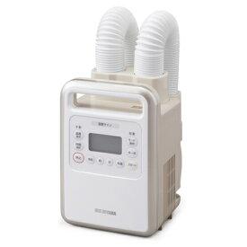 アイリスオーヤマ KFK-401 ふとん乾燥機カラリエ ハイパワーツインノズル マット不要 ダニ対策モード