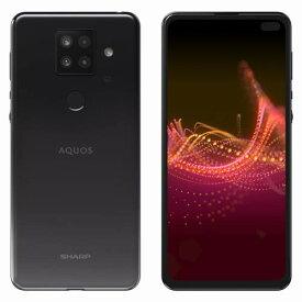 シャープ AQUOS sense 4 plus SH-M16(ブラック) 8GB/128GB SIMフリー