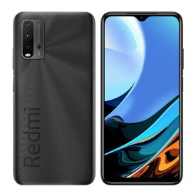 シャオミ Redmi 9T(カーボングレー) 6.53型 4GB/64GB SIMフリー Redmi-9T-GRAY