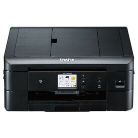 ブラザー PRIVIO(プリビオ) DCP-J926N-B(ブラック) インクジェット複合機 A4/USB/LAN/WiFi
