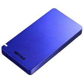 バッファロー SSD-PGM1.0U3-LC(ブルー) SSD-PGM2.0U3-BC 1TB