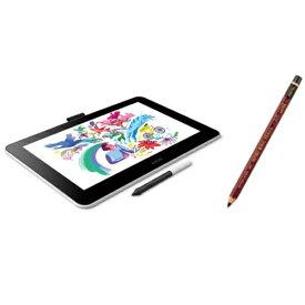ワコム お買い得セット DTC133W0D 液晶ペンタブレット 13.3型 + CP20206BZ 専用ペン