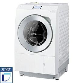 【標準設置料金込】【送料無料】【10000円キャッシュバック!〜2021/10/31】 パナソニック Panasonic NA-LX129AL-W(マットホワイト) ななめドラム洗濯乾燥機 左開き 洗濯12kg/乾燥6kgNALX129ALW[代引・リボ・分割・ボーナス払い不可]