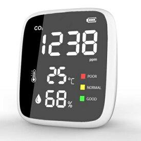 OH-TEC 二酸化炭素濃度計 NDIR式 CO2測定器 CON-035