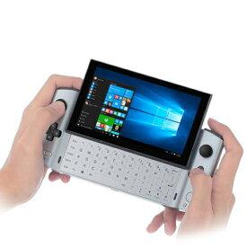 GPD GPD WIN 3(1165G7 Black&Silver) 5.5型 スライド式携帯ゲーミングPC Core i7/16GB/1TB