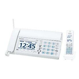 パナソニック KX-PZ620DL-W(ホワイト) デジタルコードレス普通紙ファクス おたっくす 子機1台付き