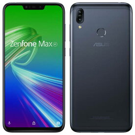 ASUS ZenFone Max M2(ミッドナイトブラック) 4GB/64GB SIMフリー ZB633KL-BK64S4