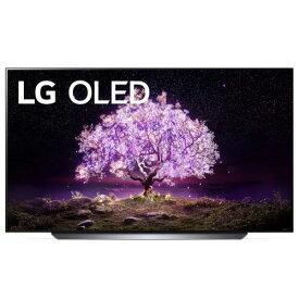 LGエレクトロニクス OLED55C1PJB 4K有機ELテレビ 4Kチューナー内蔵 55V型