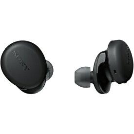 ソニー WF-XB700B(ブラック) ワイヤレスステレオヘッドセット