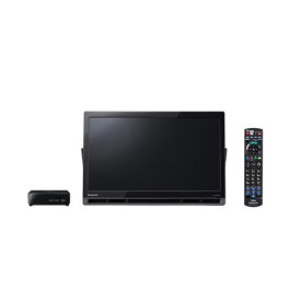 パナソニック UN-19CFB10-K(ブラック) プライベート・ビエラ ポータブルテレビ 19型