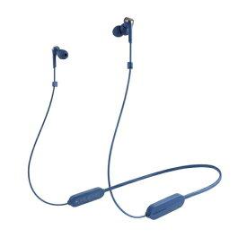 オーディオテクニカ ATH-CKS330XBT BL(ブルー) SOLID BASS ワイヤレスヘッドホン