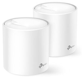 TP-Link Deco X20(2-pack) AX1800 メッシュWi-Fiシステム
