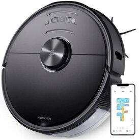 ロボロック S6V52-04(ブラック) ロボット掃除機 Roborock S6MaxV 音声スピーカー日本語対応
