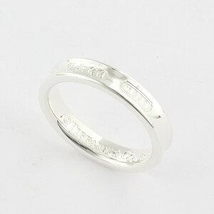 Tiffany&Co. ティファニー 1837 ナロー リング 4MM 14号 22993801